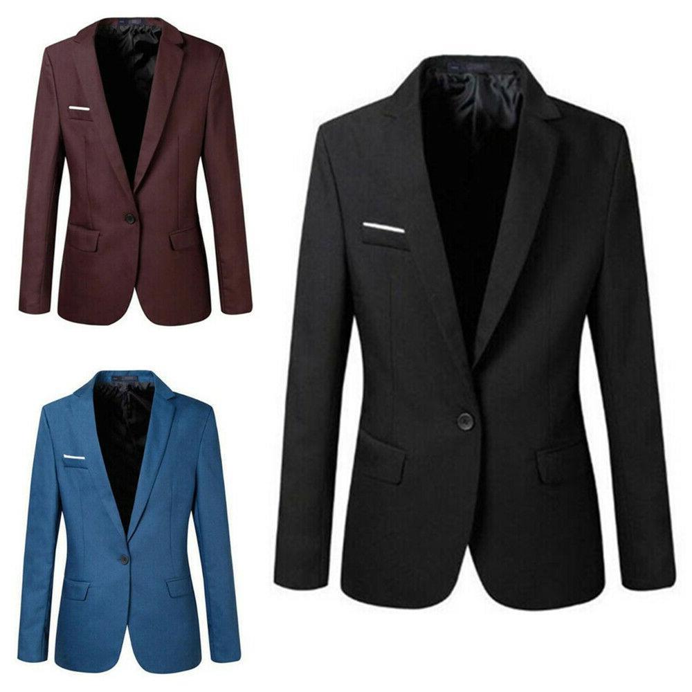men s casual slim fit formal one