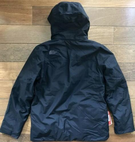 THE NORTH FACE Men's Clement Triclimate Jacket Parka L. in 1