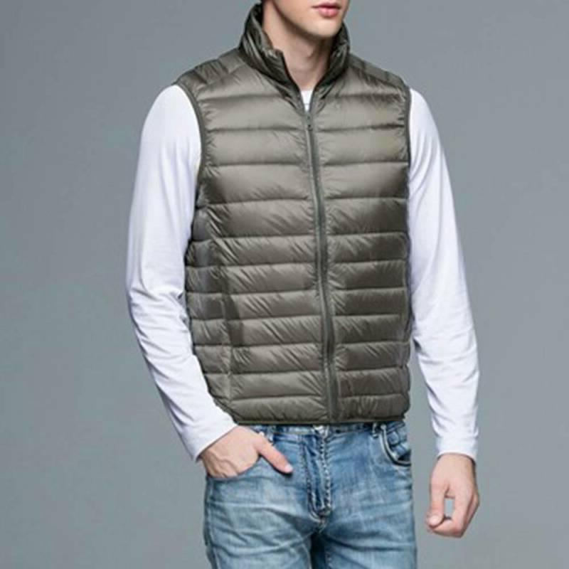 Sleeveless Lightweight Warm Outwear