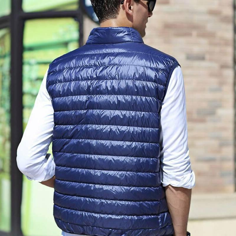 Men's Jacket Sleeveless Warm