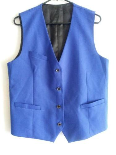 Men's Formal Business Waistcoat Tops