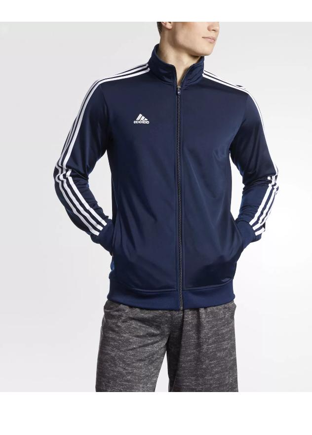 Adidas Men's Essential Zip Jacket A And