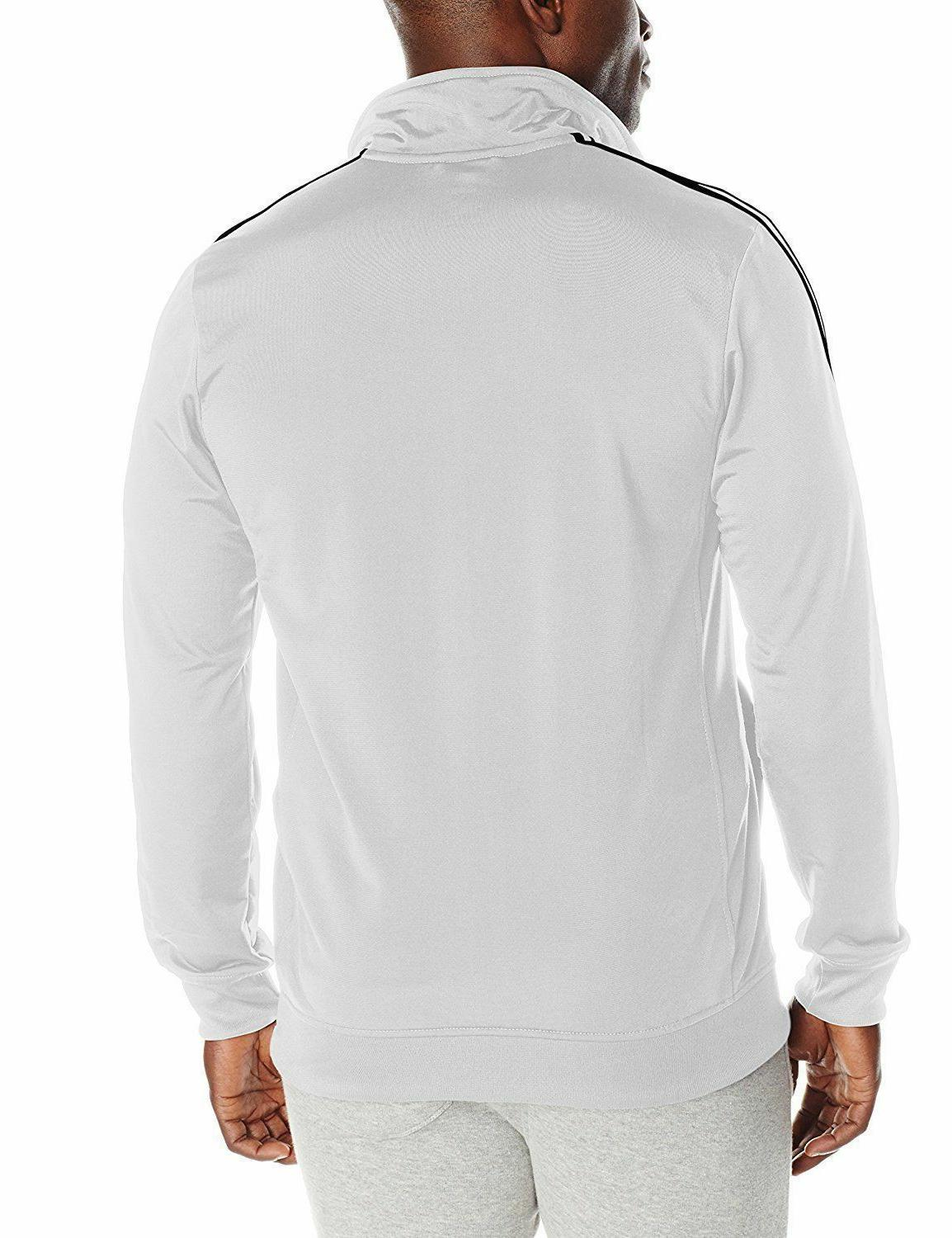 Adidas Essential Zip Track Jacket A Size And