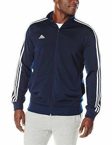 men s essential full zip track jacket
