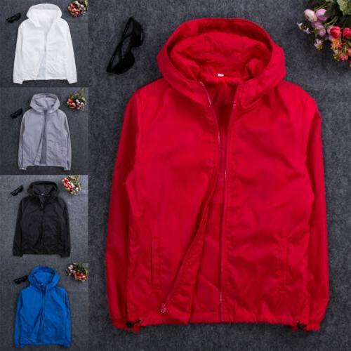 Men's Fashion Jacket Sports Outwear Coat