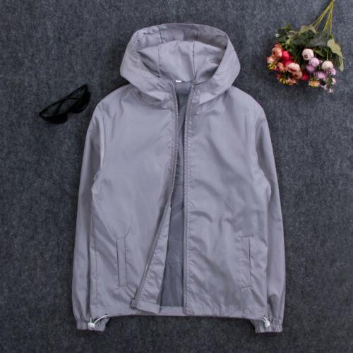 Men's Fashion ZIPPER Jacket Sports Outwear Coat US