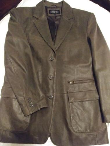 men s leather jacket brown