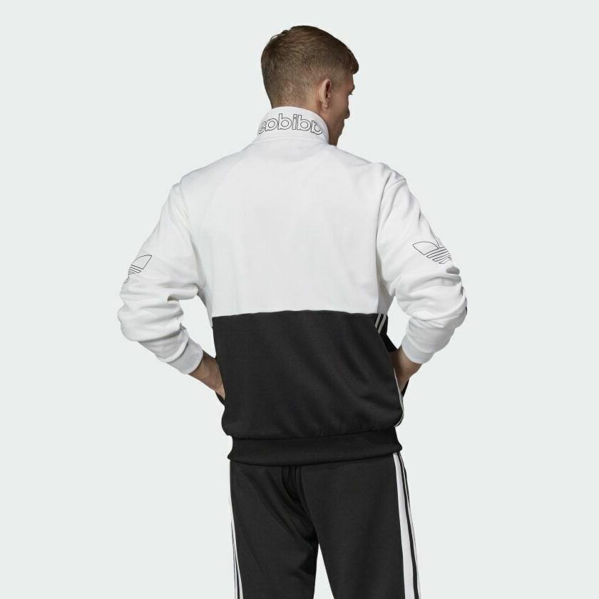 adidas Men's Originals SPRT BB Trefoil Track Jacket FK1964