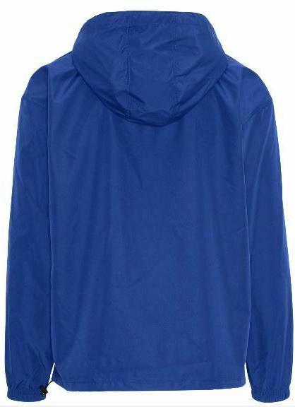 Champion Half-Zip Hooded Water-Resistant