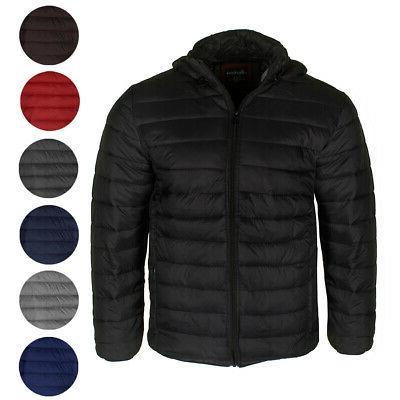 men s puffy insulated packable lightweight zip