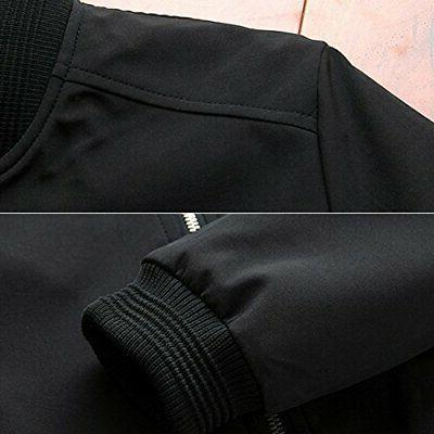 Men's Slim Fit Softshell Flight Coat,