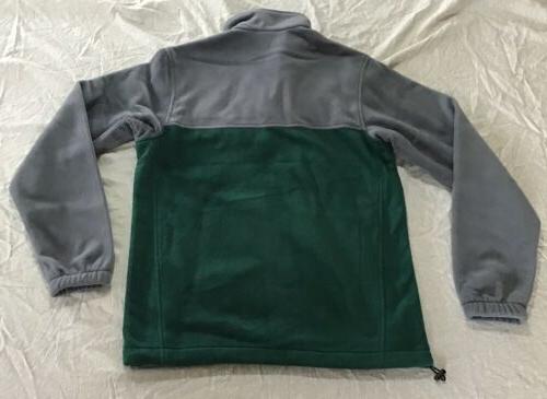 full zip 2.0 fleece