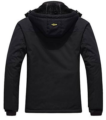 Wantdo Waterproof Jacket Jacket