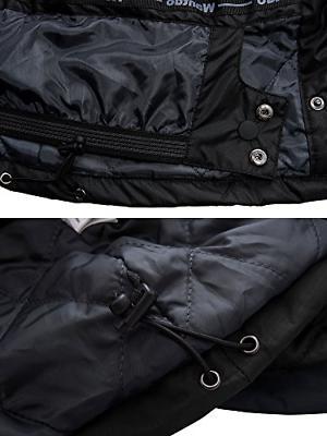 Wantdo Men's Mountain Jacket US