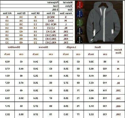 Men's Waterproof Zipper Jacket Light