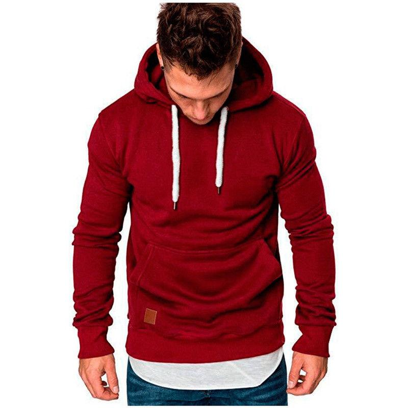Fit Hooded Sweater