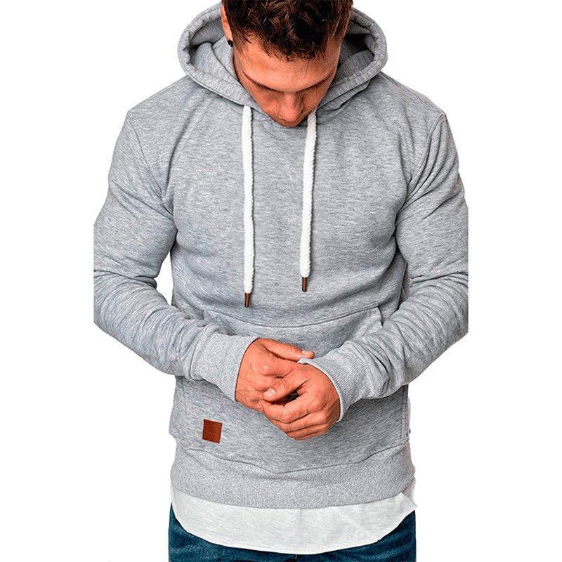 Men's Winter Hoodies Fit Hooded