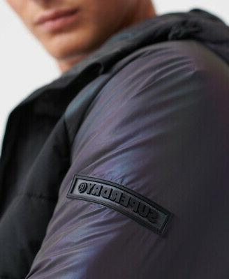 Superdry Holographic Padded
