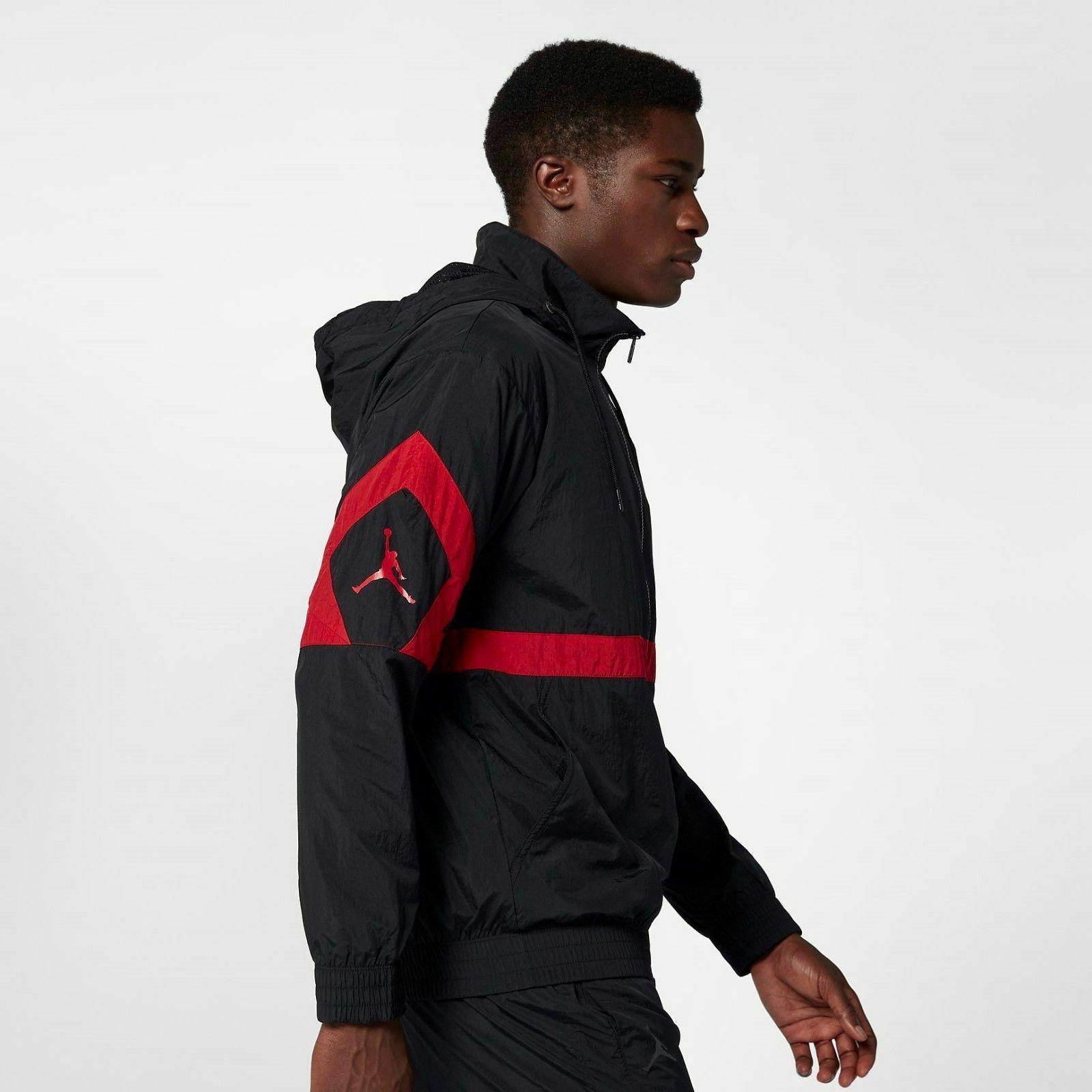 Mens Track Jacket AQ2683-010 NEW