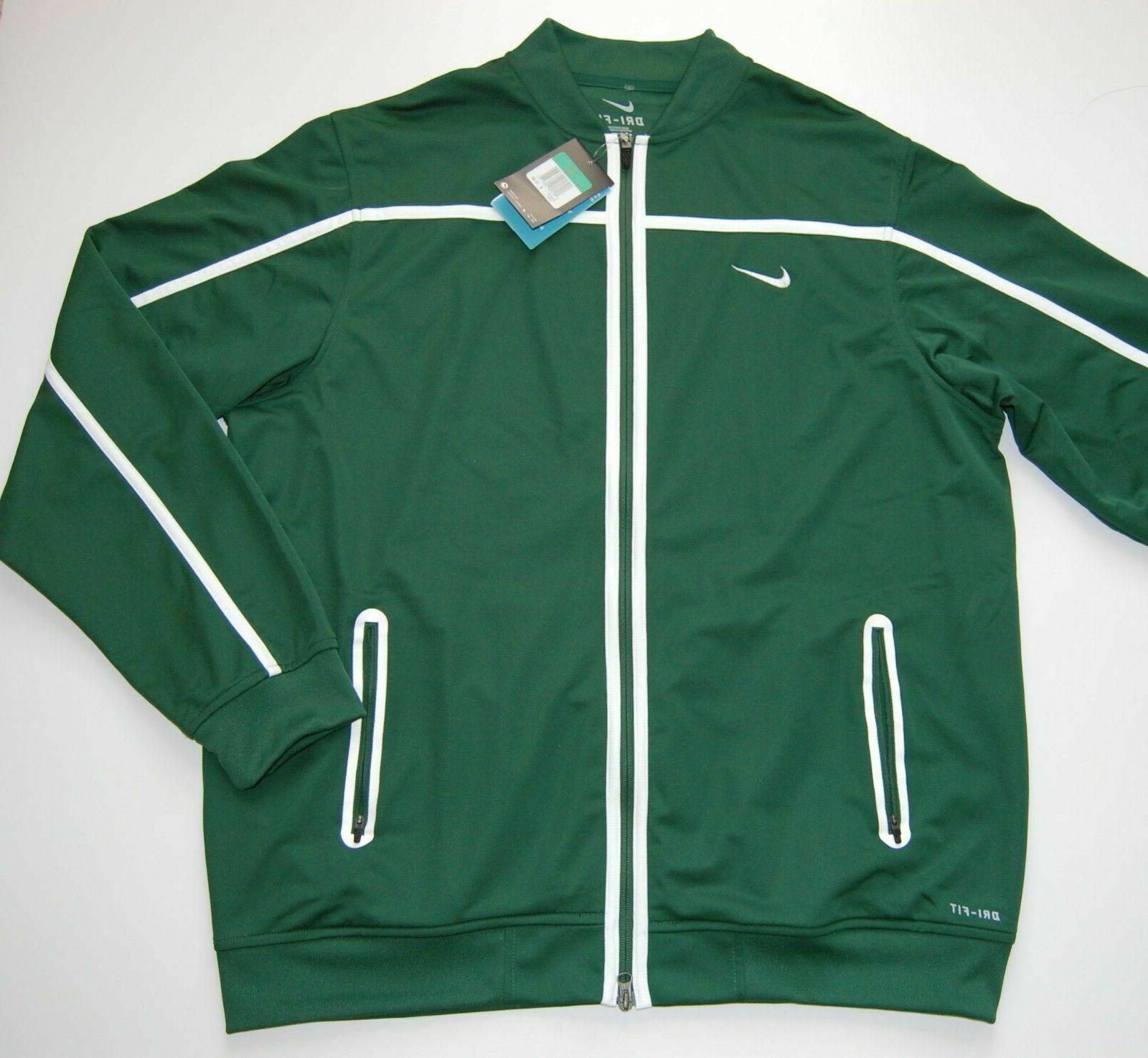 Nike Zip Green, Size XL,
