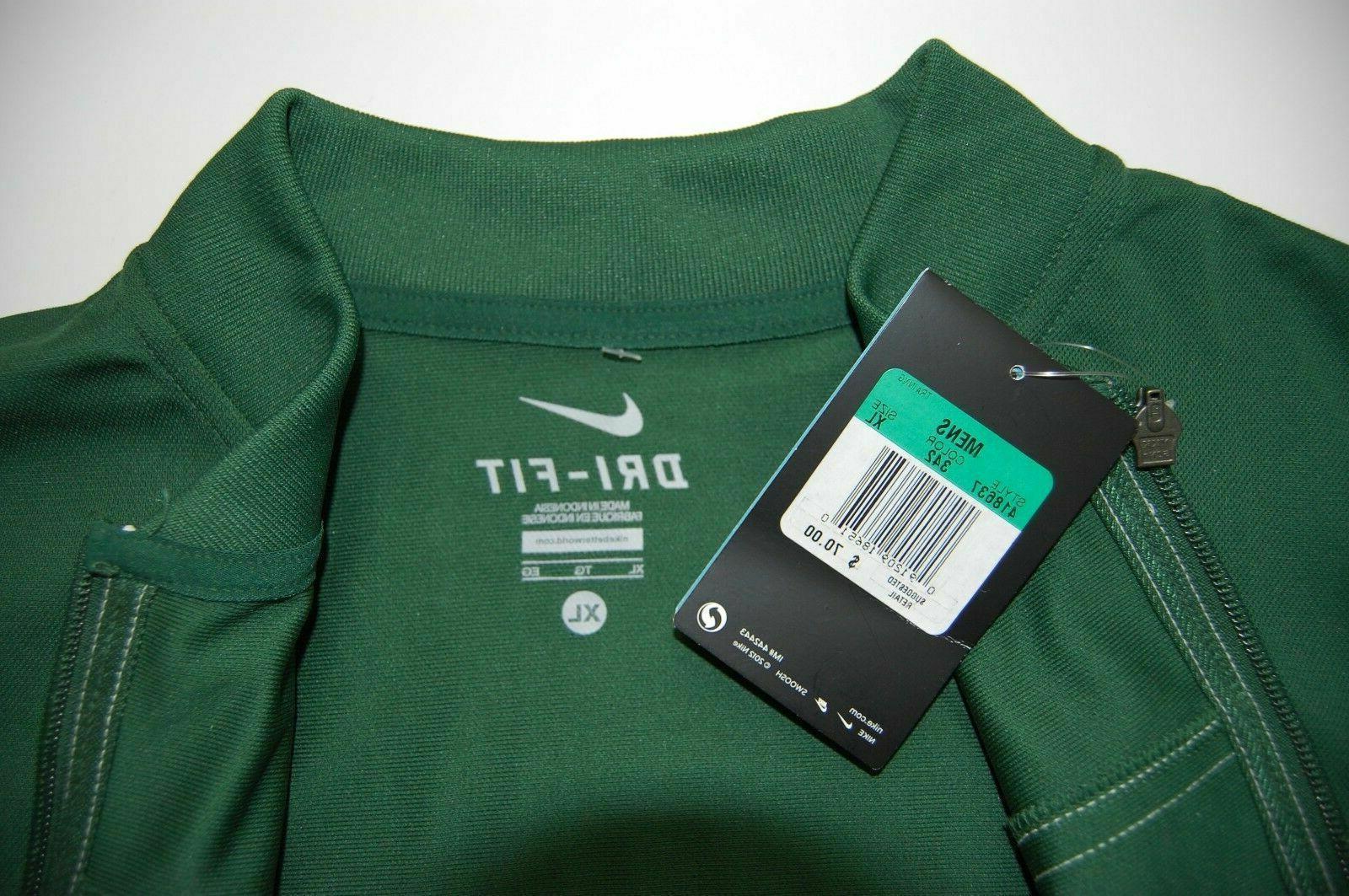 Nike Warm-Up Zip Size $70