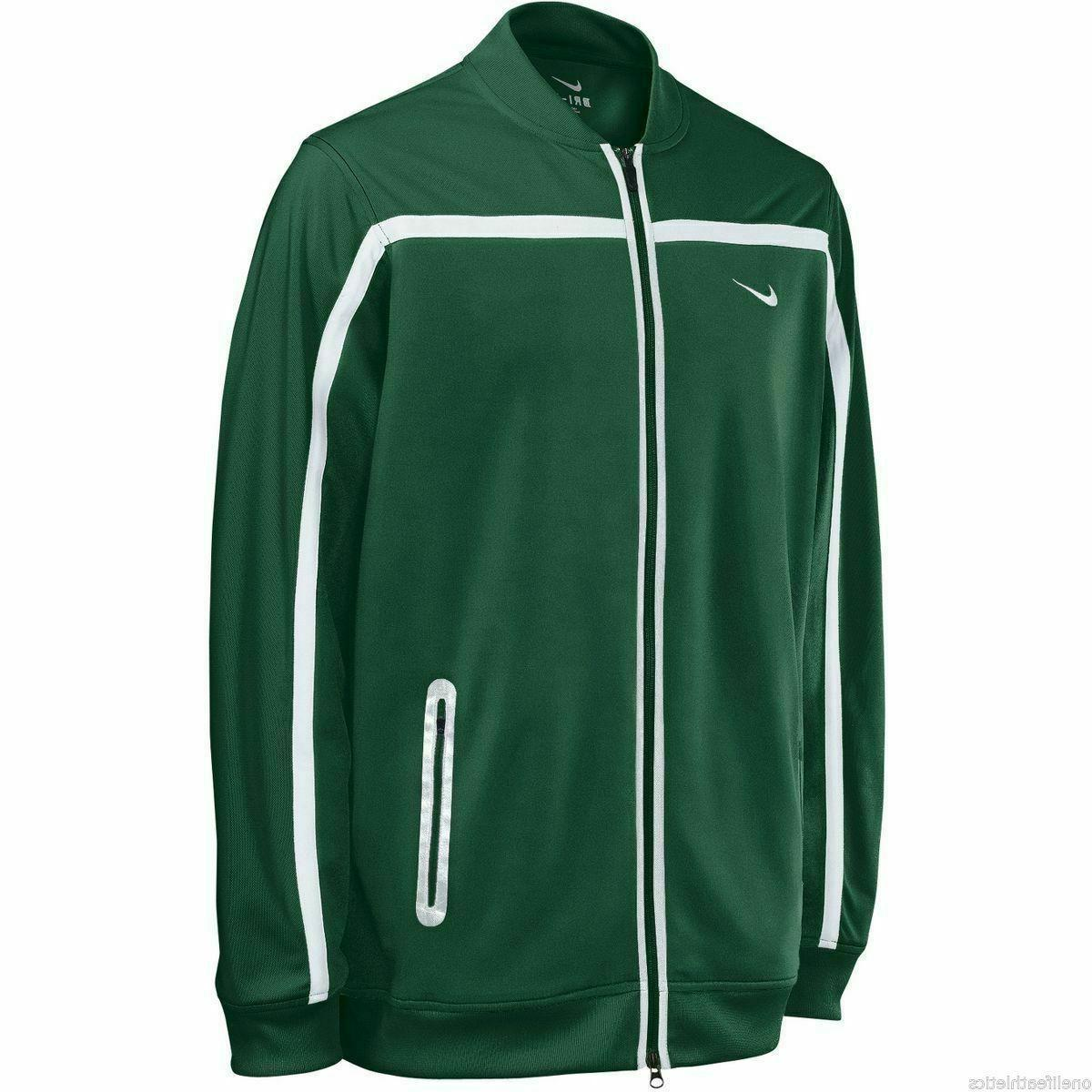 mens bb10 warm up zip jacket dark