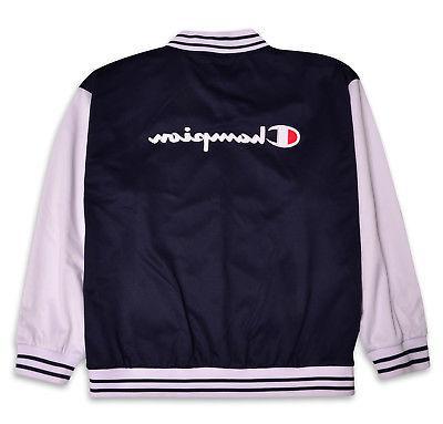 Champion Tall Logo Track Jacket