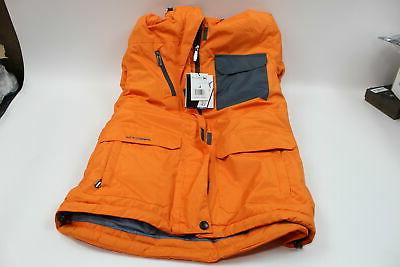 Mens Cliff Insulated Jacket, Large