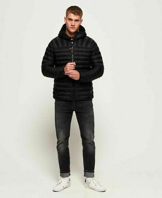 Mens Down Hooded