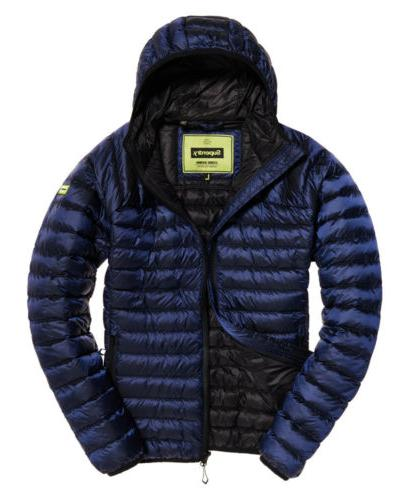Mens Hooded Jacket