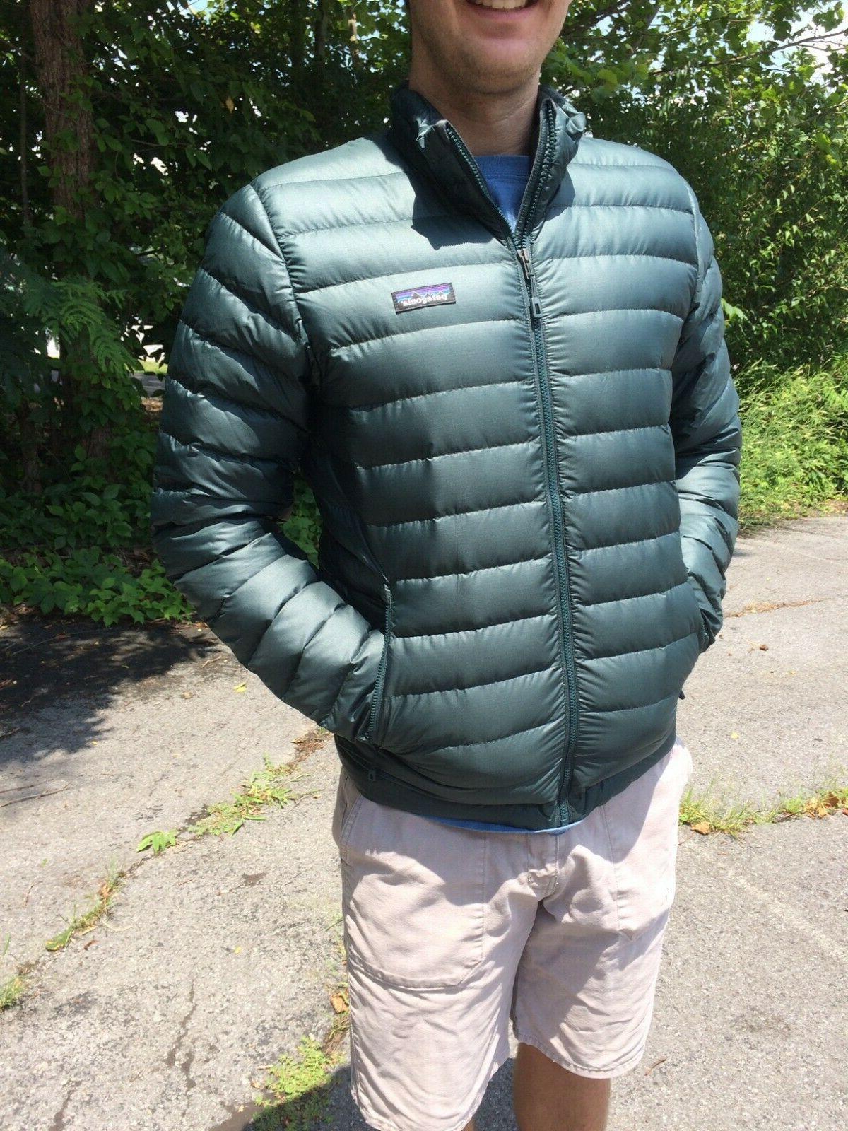Patagonia Sweater Jacket - brand new w . BLACK