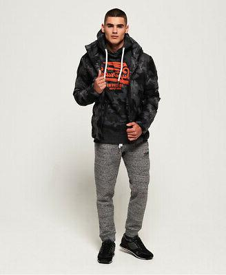 Superdry Puffer Jacket