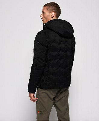 Superdry Mens Quilted Puffer