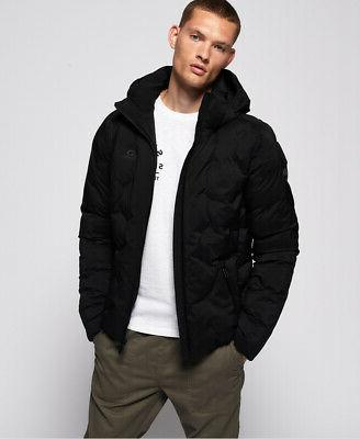 mens echo quilted puffer jacket