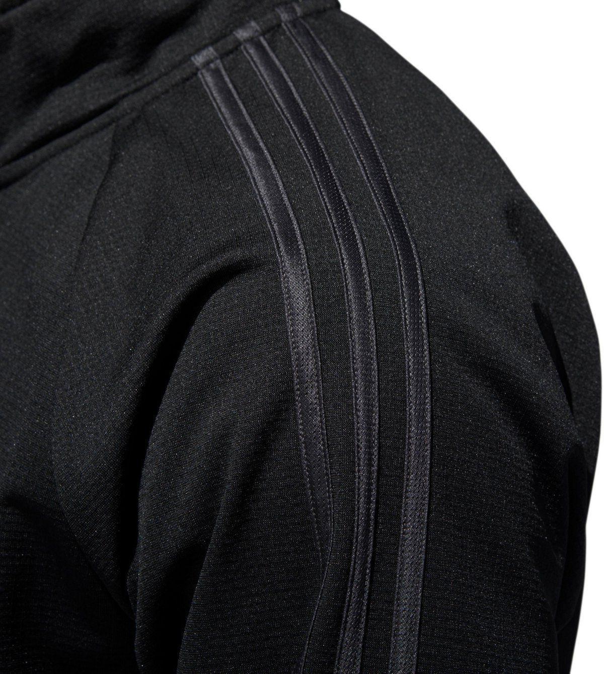 Mens Adidas Essential Jacket Black Long Sleeve L-XXL