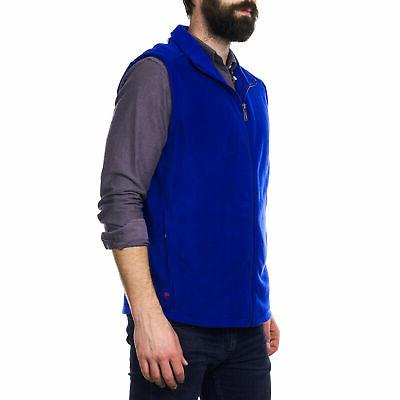 Alpine Swiss Full Zip Lightweight Warm Sleeveless Jacket
