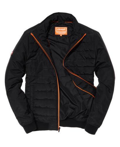 Mens International Jacket Black