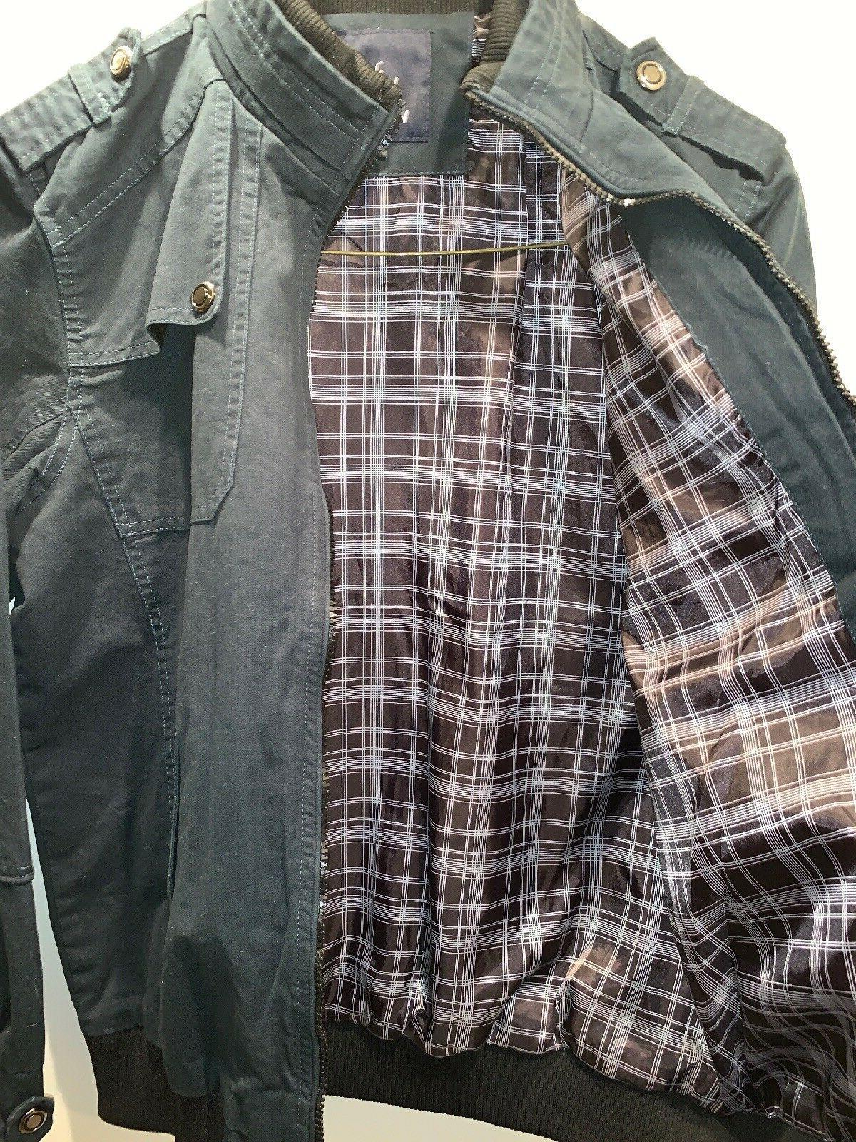 Wantdo Jacket Size L Deep Metal Cotton
