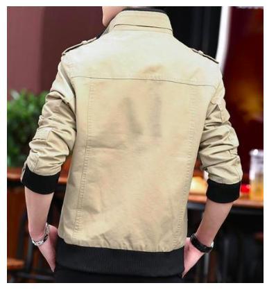 Mens Jacket Design