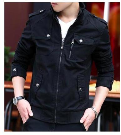 Mens Jacket Zipper
