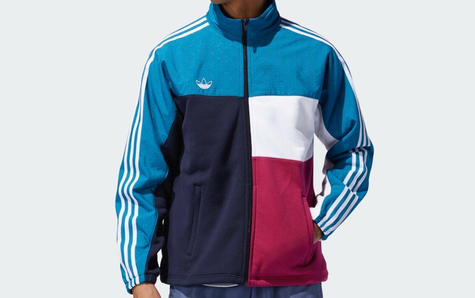 Men's Adidas Originals Asymm Full-Zip M - NWT