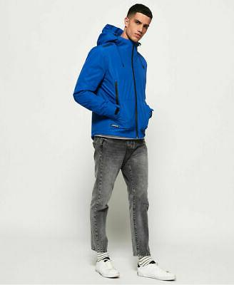 Mens SD-Windcheater Electric