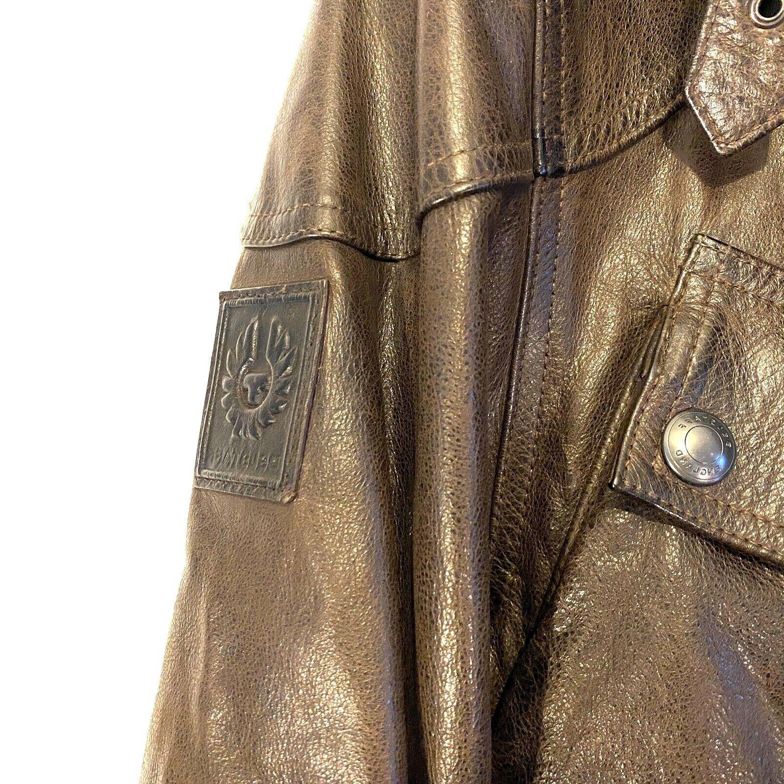 BELSTAFF Leather