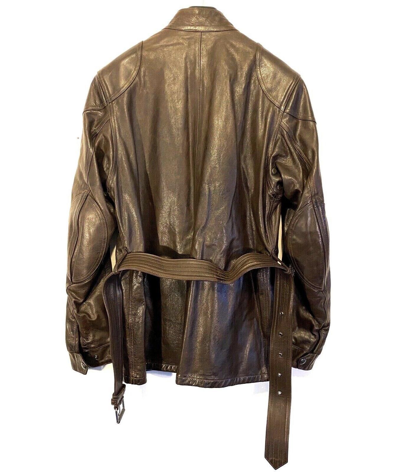 BELSTAFF Mens Leather