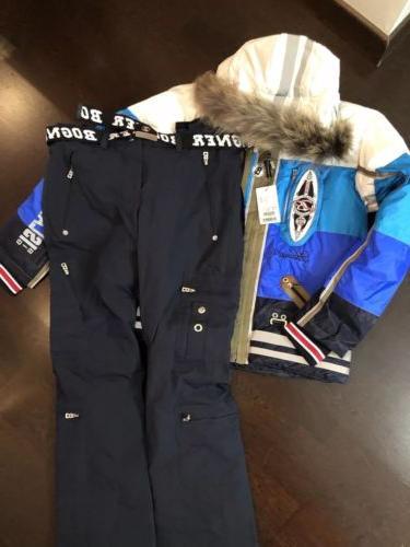 Bogner mens ski suit - Kanoa-D Down Winter Jacket, pants Siz