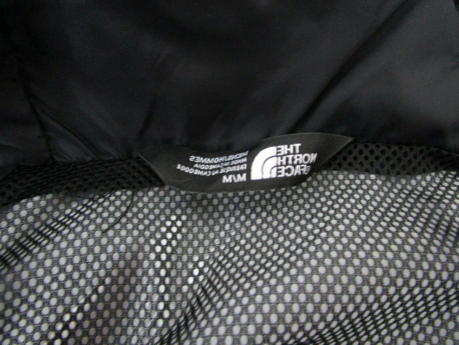 Mens TNF North Face Black