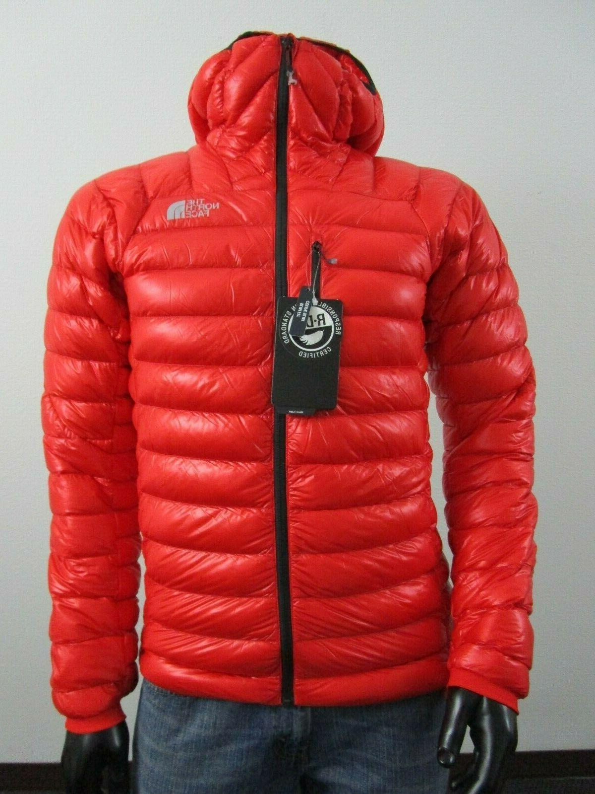 mens tnf l3 proprius down hoodie insulated