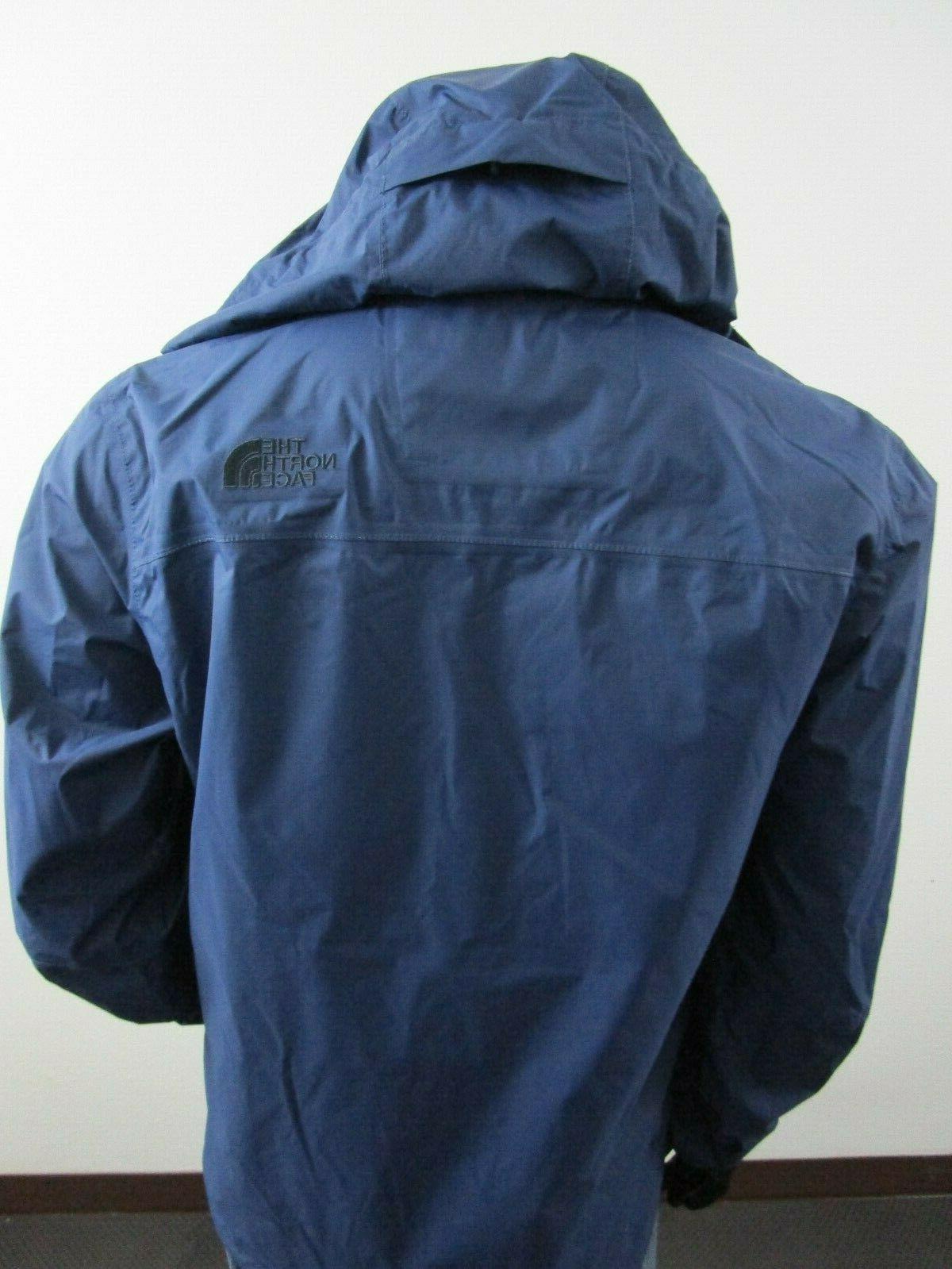 Mens TNF Face Venture 2 Waterproof Rain -