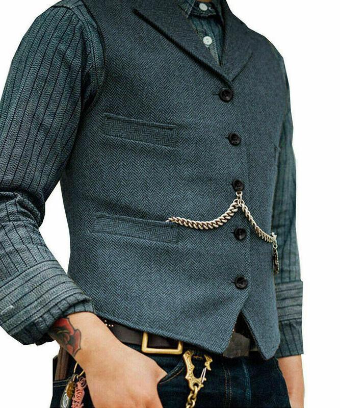 Jacket Herringbone Formal