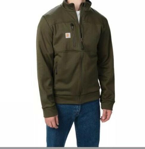 mens workman polartec fleece jacket xl